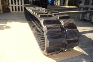 450*71 Excavator Rubber Track Nissan 75b Nagano Mx80 pictures & photos