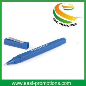 Promotional Plastic Square Ball Point Pen pictures & photos