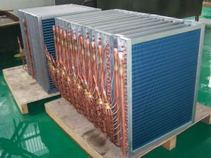Heat Pump Evaporator and Condenser pictures & photos
