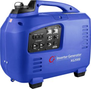 2000W Gasoline Digital Inverter Generator