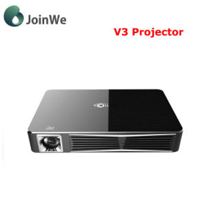 V3 Pico Portable HD Mini Digital LED Home Projector pictures & photos