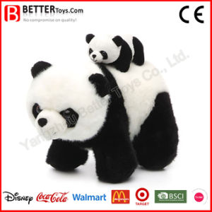 En71 Mother′s Day Stuffed Animals Plush Panda Toy pictures & photos