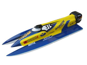 Electric Model F1 Power Battery Brushless RC Boat for Sales pictures & photos