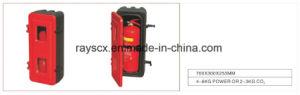 Plastic Fire Hose Reel Cabinet pictures & photos