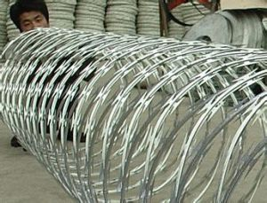 Anti-Theft Razor Barbed Wire pictures & photos