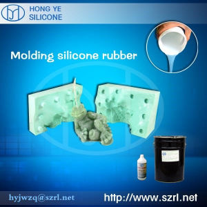 Manual Mold Liquid RTV-2 Silicone Rubebr pictures & photos