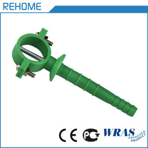 PPR Anti-Bacterial Fittings Expansion Pipe Clamp pictures & photos