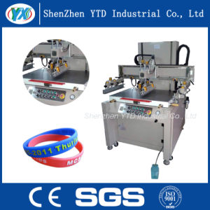 Single Color Fabric/Plastic Screen Printing Machine pictures & photos