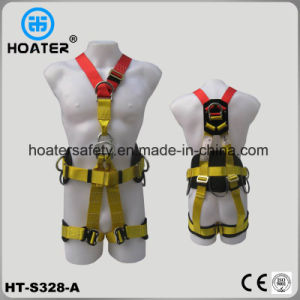 Full Body Harness with Leg Loop and Waist Belt pictures & photos