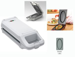 Electric Long Single Omelet Maker