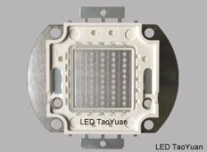 UV LED 375nm 395nm 405nm 100W, High Power UV LED pictures & photos