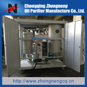 Vacuum Turbine Oil Treatment Machine, Turbine Oil Recycling Machine pictures & photos