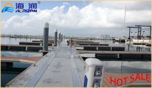 China Manufactured and High Quality Aluminum Alloy Floating Pontoon pictures & photos
