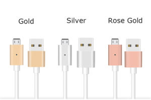 High Quality Magnetic USB Data Cable Fast Charging 1.2m USB Data Cable for iPhone 5/6/7 pictures & photos