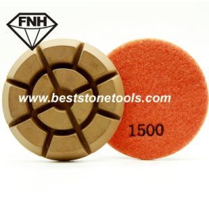 Cr-31 Floor Dry Concrete Diamond Polishing Pads