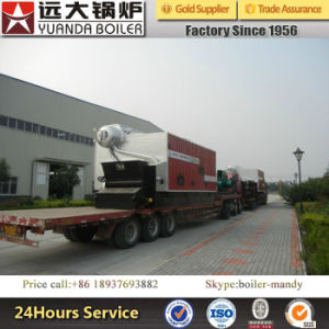 4ton Per Hour Capacity High Efficiency Factory Price Biomass Pellet Fired Steam Boiler pictures & photos