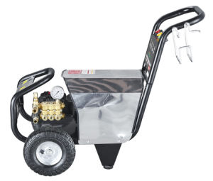 New C Type 7.5kw 250bar 3600psi electric High Pressure Car Washer pictures & photos