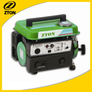 300W-800W Small Portable 950 Petrol Electric Gasoline Generator pictures & photos