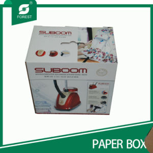 Custom Cmyk Printing Cardboard Box for Household Electric Iron Packaging pictures & photos