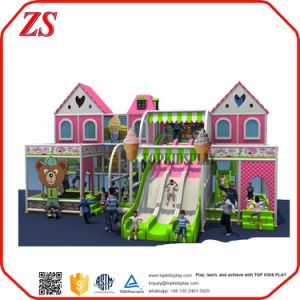 Professional Standard Made Soft Play Kids Indoor Playground pictures & photos