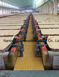 Rectangular Mesh Grating/FRP GRP Grating/Fiberglass Molded Grating pictures & photos