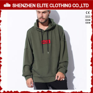 Men Custom Cotton Pullover Hoodies Clothing Manufacturer (ELTHSJ-1163) pictures & photos