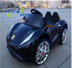 Concept 6-Volt Electric Ride-on Car pictures & photos