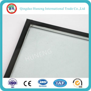 Factory Price Laminated Tempered Low-E Glass Insulated for Window Glass Door pictures & photos