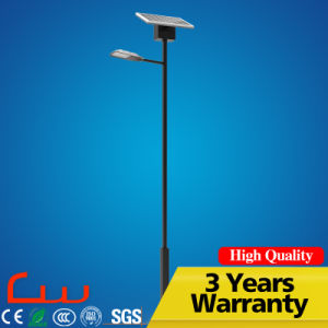 Competitive Price 100W Poly Panel 60W 8m Outdoor LED Solar Street Light pictures & photos