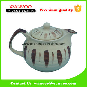 Hand Painted Antique Chinese Ceramic Teapot pictures & photos