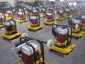 Vibrating Plate Compactor for Sale, Soil Compactor, Manual Compactor pictures & photos
