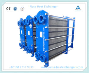 Hot Water Steam 316 Stainless Steel Plate Heat Exchanger pictures & photos