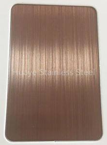 High Standard PVD Stainless Steel Colored Plates Decorative Sheets pictures & photos