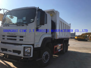 First New Isuzu 6X4 Heavy Dump Truck with 25 Ton Loading for Sale pictures & photos