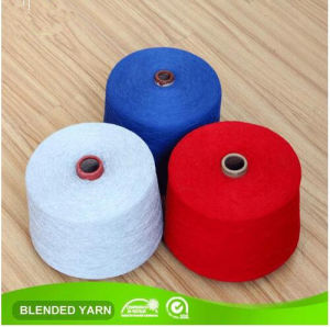 Recycled Colored OE Best Cotton Yarn for Glove