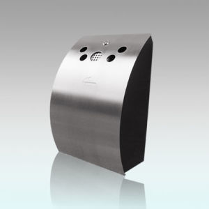Self-Extinguishing Weather- & Theft-Proof Wall-Mounted Cigarette Bin, Gh-C5-Sp pictures & photos