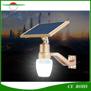 New All in One Apple Shape Street Light 700lm Wall Mounted Solar High Brightness Wall Garden Lamp Outdoor IP65 pictures & photos
