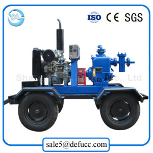 Self Priming Diesel Engine Centrifugal Fire Protection Pump pictures & photos