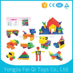 Indoor Playground Kid Toy Toy Bricks Plastic Blocks (FQ-6006) pictures & photos