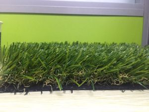 Wholesale Natural Looking Landscape Artificial Grass pictures & photos