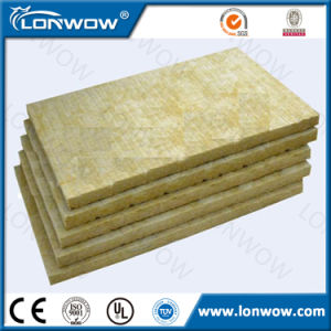 Fireproof Rockwool Rock Wool Insulation Board pictures & photos