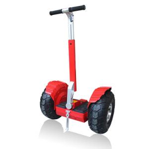 Self Balancing Electric Kids Foot Electric Scooter pictures & photos