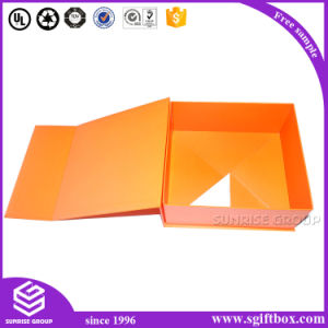 Custom Magnetic Closure Cardboard Packaging Paper Gift Box pictures & photos