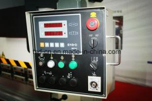 Hydraulic Torsion Bar Press Brake/Steel Bending Machine (WH67Y-100/2500) pictures & photos