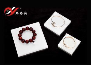 3 PCS Set Square Shape Acrylic Jewelry Display Platform pictures & photos