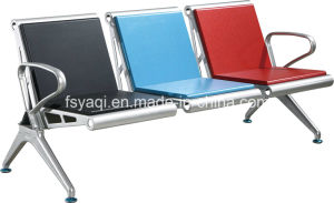 New Design Airport Waiting Chair with PU Foam (YA-34BP) pictures & photos