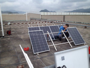 Porfessional Home Use 1kw 2kw 3kw off Grid Solar Panel Solar Inverter Power Systems pictures & photos