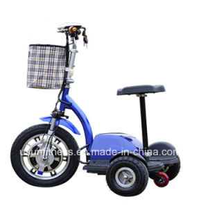 Mobility Scooter 500W MID Size Electric Scooter Ce Approve pictures & photos