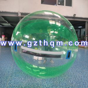 2m Inflatable Colored Transparent PVC Water Balls/Quality Bubble Ride Inflatable Water Walking Balls pictures & photos