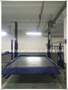 Mechanical Hydraulic Car Parking Lift pictures & photos
